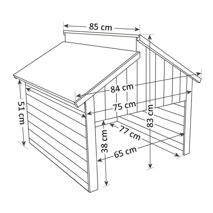 15 best wooden garden storage shed images on pinterest wooden garden bicycle store and bike store. Black Bedroom Furniture Sets. Home Design Ideas