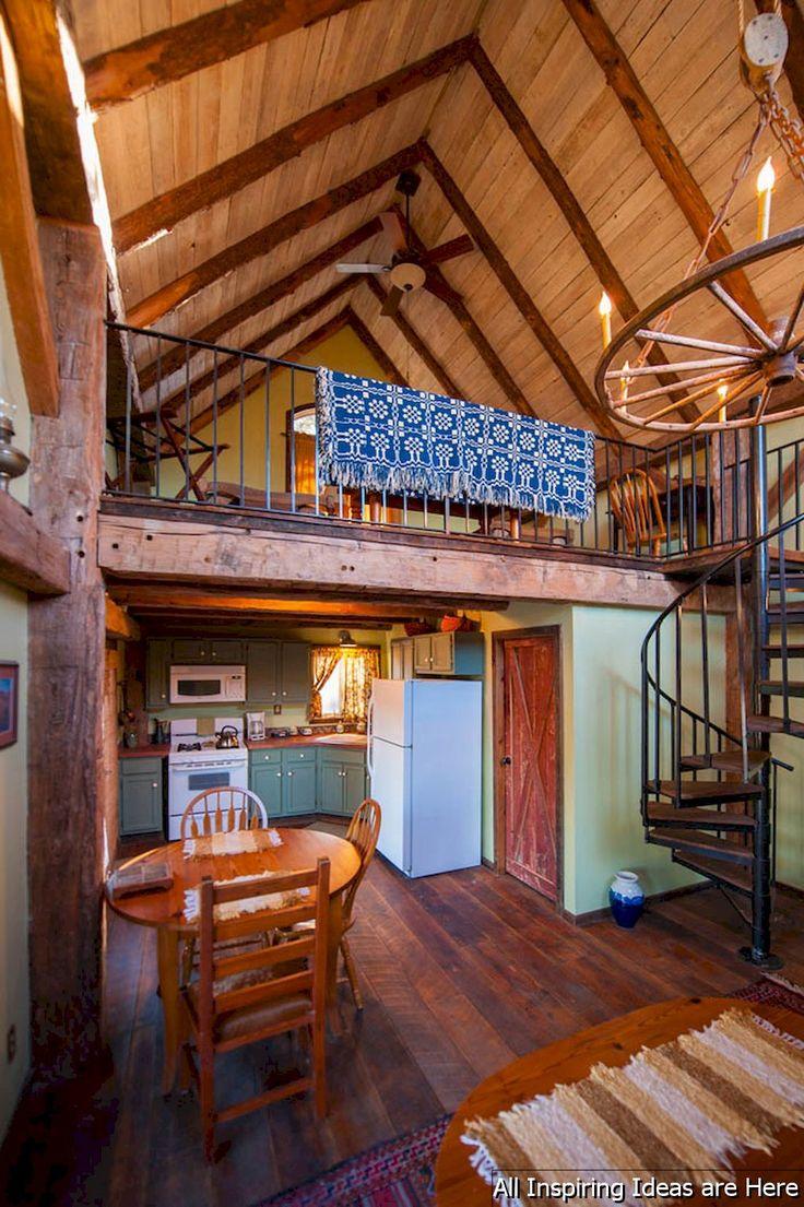 Nice 62 Nice Loft Bedroom Design and Decor Ideas slov