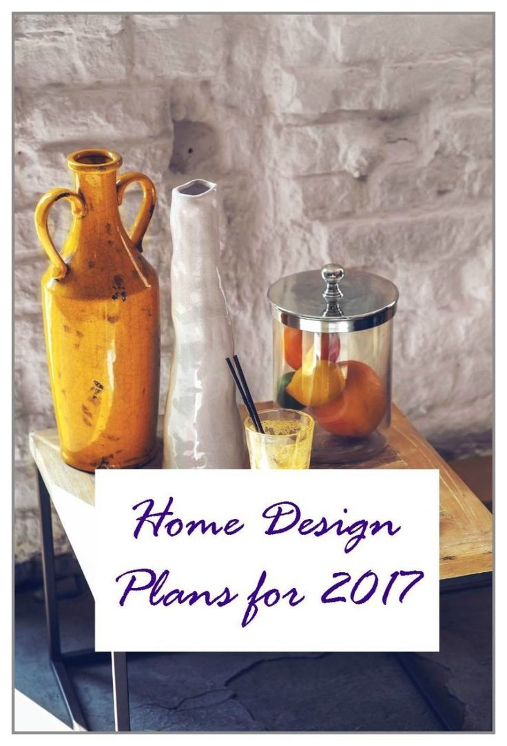 Home Design Plans for 2017, what's hot in 2017 interiors and the design trends of 2017