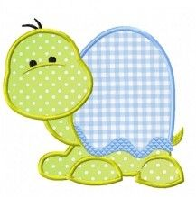 Do It Cute: New Sweet Baby Applique Designs