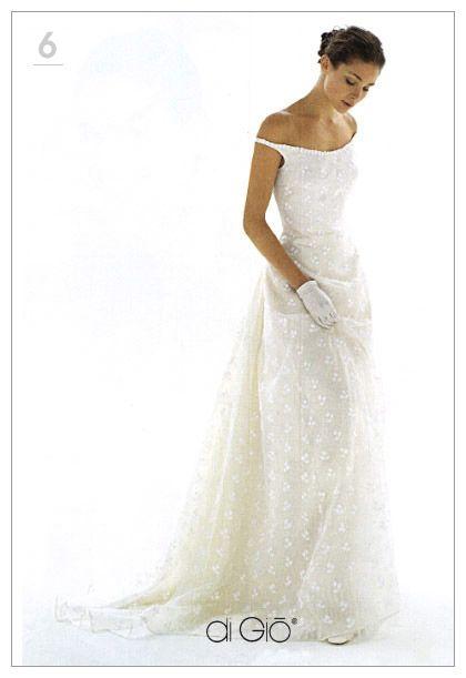 le spose di gio wedding dress | Fashionbride's Weblog