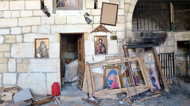 Jesu fødsel skjedde i en urolig tid, og evangelienes beretning om flukten til Egypt er et bilde på dagens situasjon. De kristne samfunnene i Midtøsten er på flukt fra terror og krig.