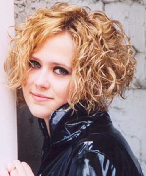 Best Bob Cuts for Curly Hair | http://www.short-haircut.com/best-bob-cuts-for-curly-hair.html