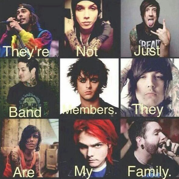 Band Man  Band Members They  Band Babes  Bands M  Band Pics  Families    Mitch Lucker And Vic Fuentes