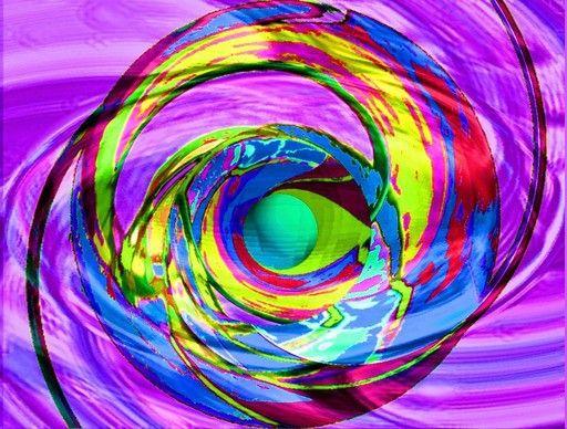 """""""El ojo"""" de florencia mittelbach marenco @ VirtualGallery.com"""