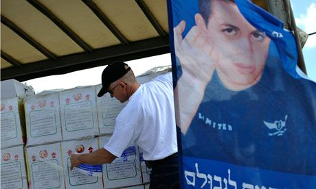 Gilad Shalit's father: I would fight Israel if I were Palestinian | The Guardian