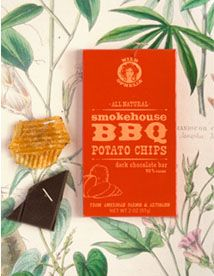 Smokehouse BBQ Potato Chips Bar