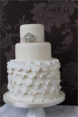 Manhattan Wedding Cake