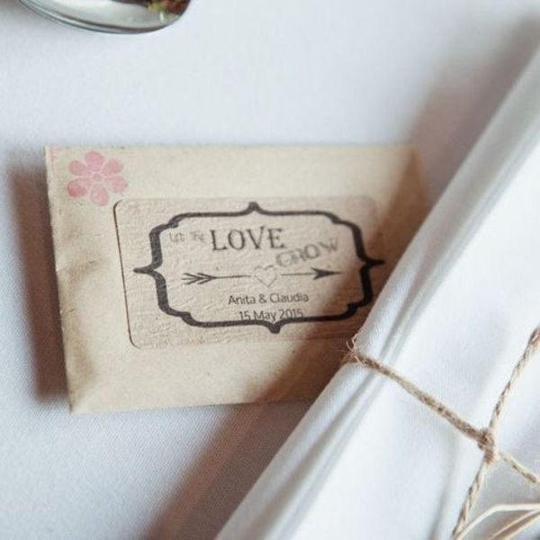 Let Love Grow Wedding Favours – Perfect For A Spring Wedding available to buy online from @theweddingomd