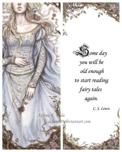 Sleeping Beauty Bookmark by Achen089.deviantart.com on @DeviantArt