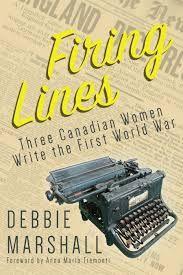 Canadian Bookworm: Firing Lines