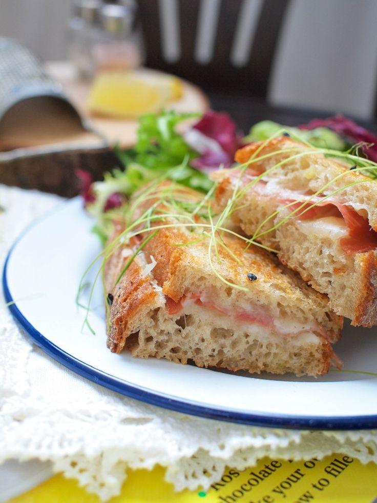 Grilovaný sendvič