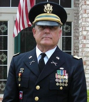 Capt. Terry M. Hestilow, U.S. Army, Retired. Army officer warns: DHS preparing for war against America.