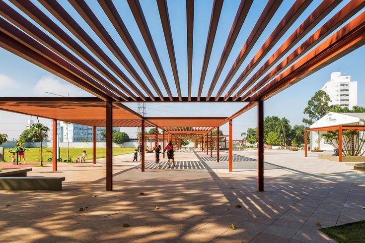 Parques da SABESP / Levisky Arquitetos