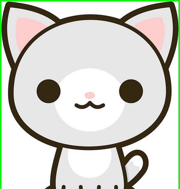 Gambar Kucing Comel Kartun Kucingcomel Com