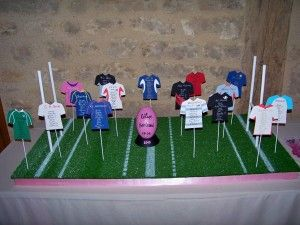 plan de table rugby
