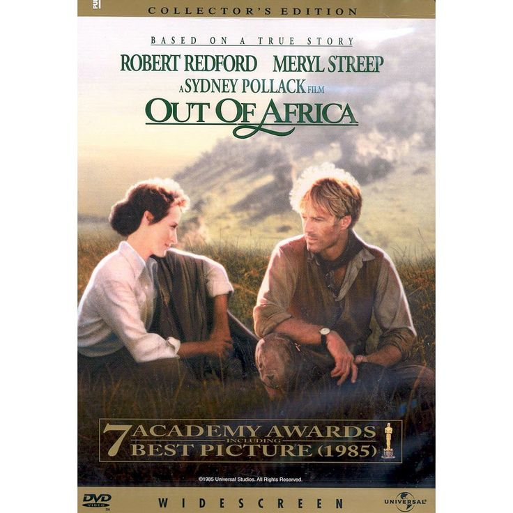 Out of Africa, Movies