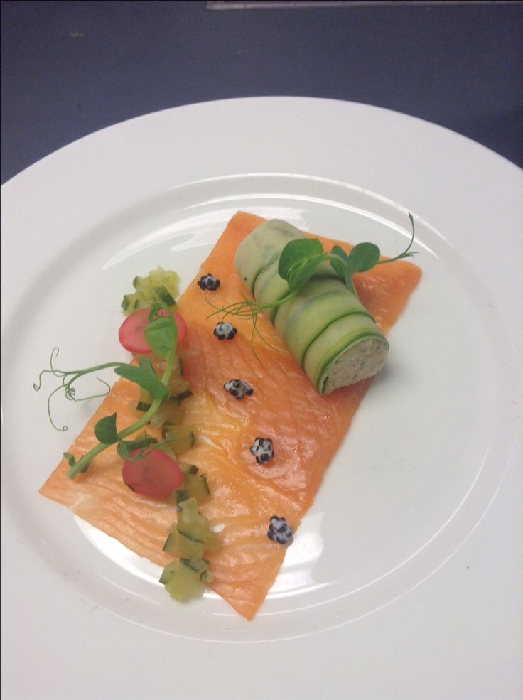 The Lowry Hotel's new banqueting menus have been created with fine dining finesse