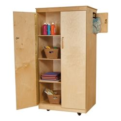 Fresh Chemical Storage Cabinets for Schools