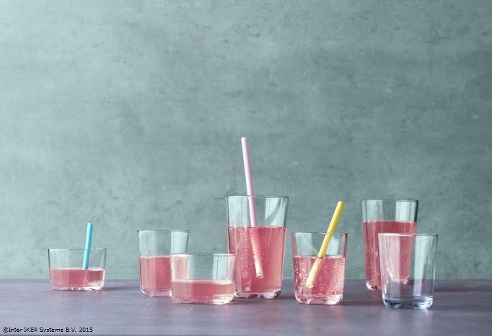 #CatalogulIKEA2016 vine cu produse noi și în Resturantul nostru. De luna asta vei găsi apă fructată care conține cu 50% mai puțin zahăr față de sucurile existente în prezent la dozatoarele din restaurant. www.IKEA.ro/restaurant
