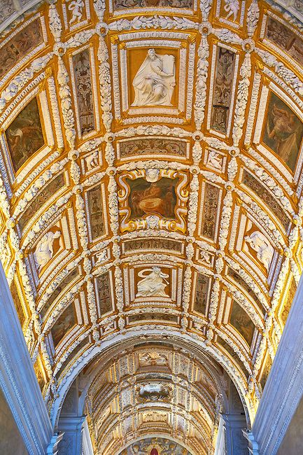 Venice Italy Venetian Palazzo: Interiors stairs of The ...