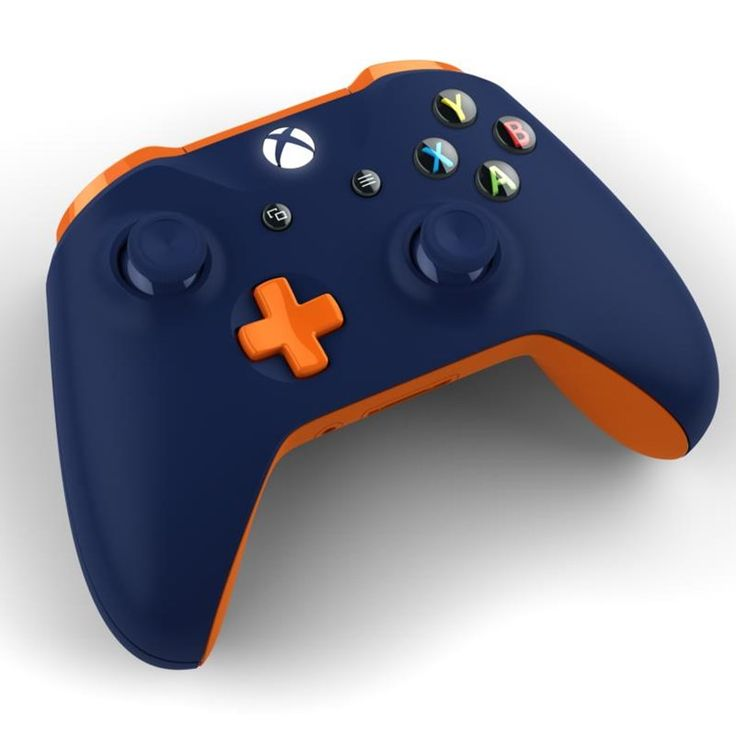 Design Your Own Xbox Controller - Fully customizable with over 8 million color combinations through Xbox Design Lab