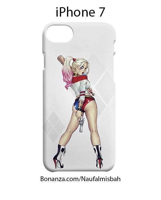 Harley Quinn Joker Suicide Squad iPhone 7 Case Cover