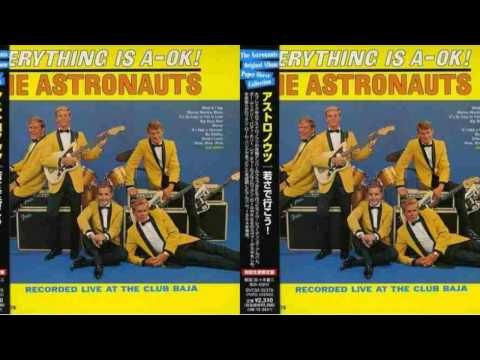 The Astronauts - Surf Party - Bob Demmon was my band director from 3rd grade through 10th.  Because of him I LOVE music.  This is the band he played in.