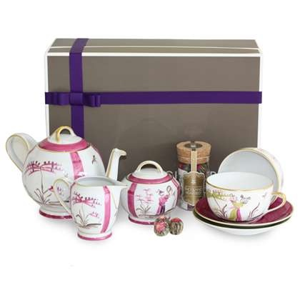 Gift Library Com Oriental Fine China Set A Perfect Wedding That Will Allow The Newly Married Enjoy Nice Cup Of Tea
