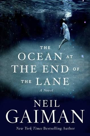The Ocean at the End of the Lane, Neil Gaiman. I seriously can't believe this is the first Gaiman novel I've read (especially because I LOVED the films Stardust and Coraline based on his works). This grown-up fairy tale is a great intro if you've never read his work--it's short enough to read in an afternoon, but still gives you a taste of his amazing world-building capabilities.