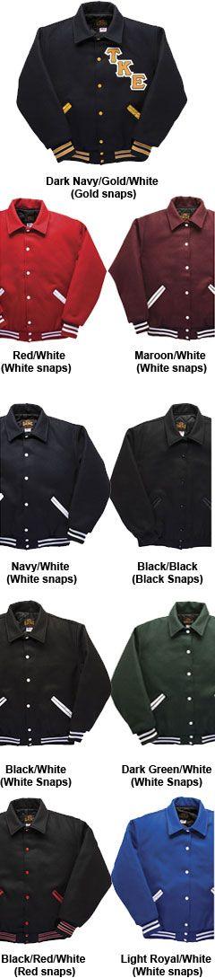Custom Varsity Jackets and Custom Letterman Jackets