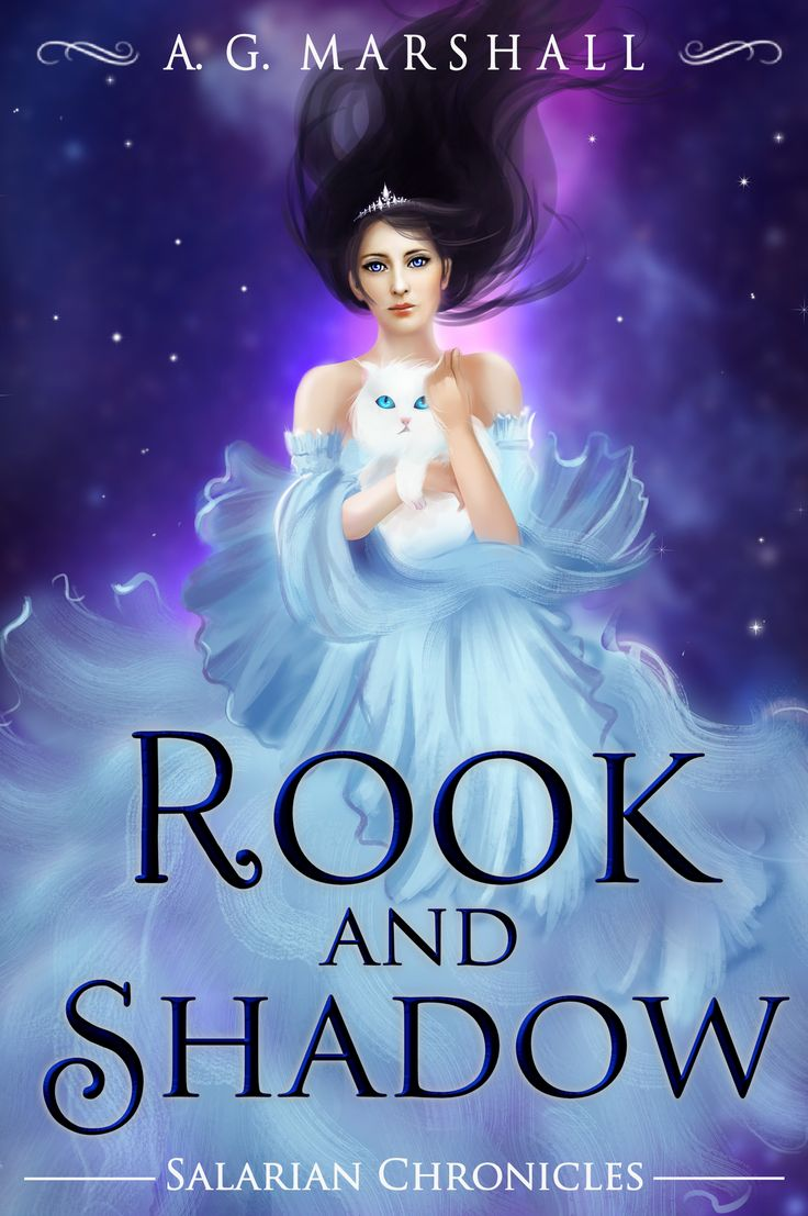 New cover for Rook and Shadow!