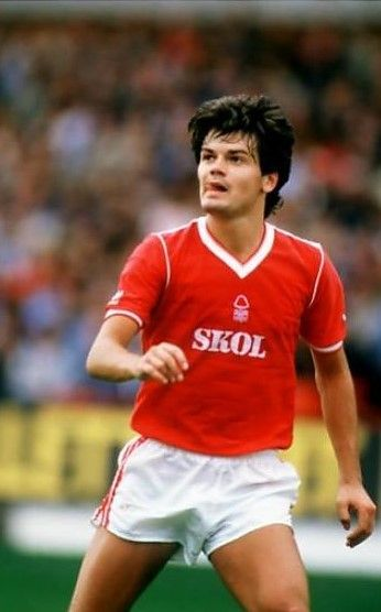 Steve Hodge Nottingham Forest 1984