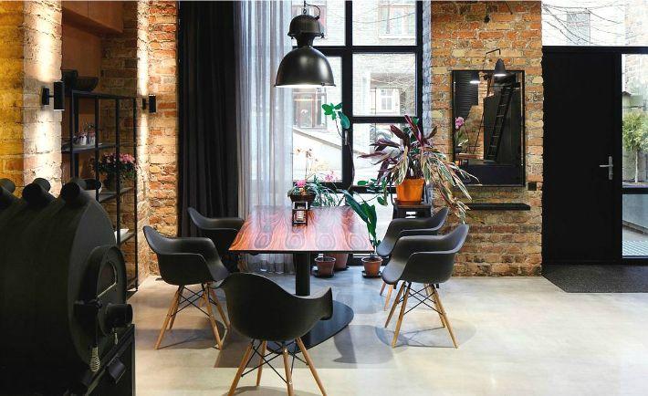 Лофт в Риге: современные апартаменты UV | Ivybush