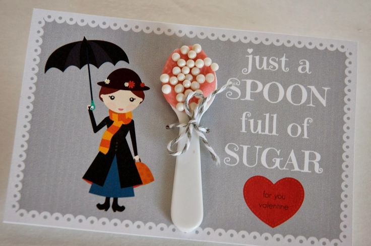 Free Printable Valentine Mary Poppins restless risa