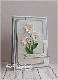 Crocheting Adventures - Sweet Handmade Greeting Card