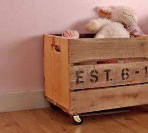 contenitore porta giocattoli fai da te
