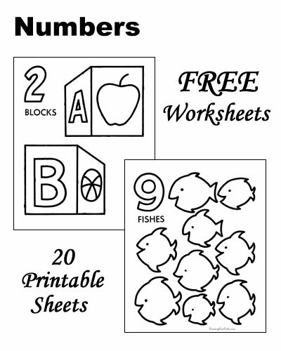 find this pin and more on printable activities number worksheets toddlers - Activity Sheets For Toddlers