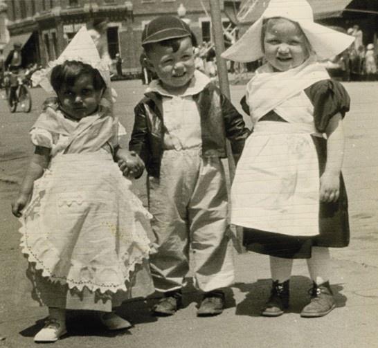 little dutch kids