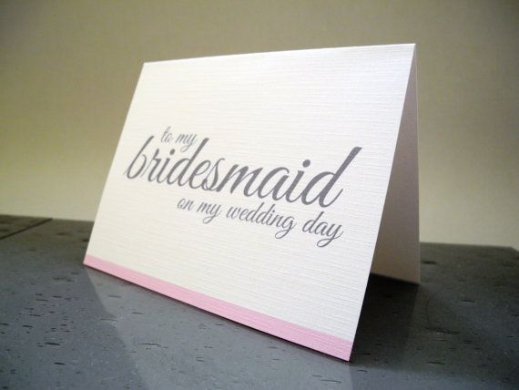 Hey, I found this really awesome Etsy listing at https://www.etsy.com/listing/170568959/thank-you-for-being-my-bridesmaid