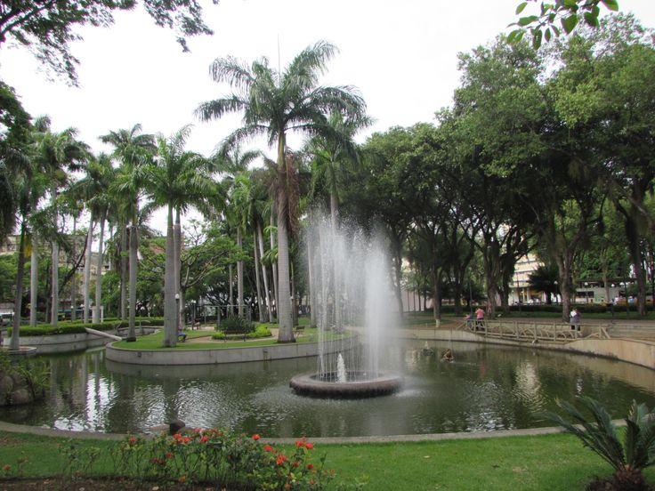 Parque Moscoso. Vitoria ES