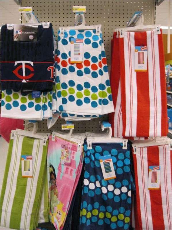 Target Beach Towels