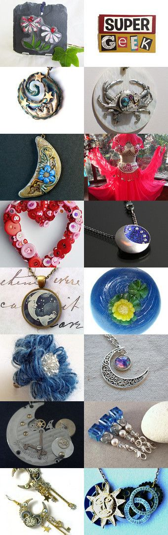 That super geeky blue moon thing by Maureen Mace on Etsy--Pinned with TreasuryPin.com