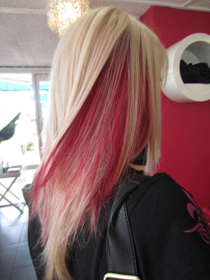 #hair #pink #ecocolour #ailriebeach