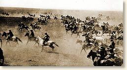 Great Oklahoma land rush, 1893