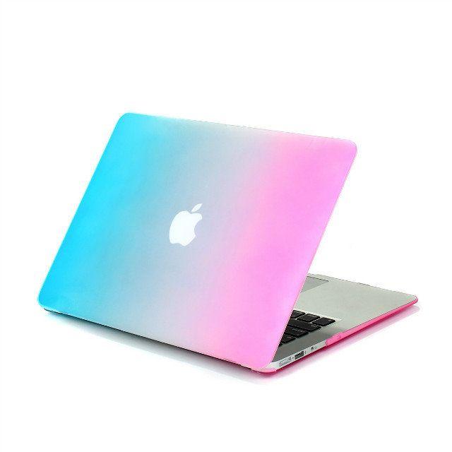 """Купить товарБесплатная доставка высокое качество трудно радуга пластик матовый чехол + клавиатура кожного покрова для MacBook Air 13.3 """" в категории Сумки и чехлы для ноутбуковна AliExpress.             Особенности:                   * 100% Высокое качество и абсолютно новый. * Нет эффекта для вашего ноутбука"""
