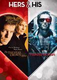 Hers & His: Thomas Crown Affair/The Terminator [DVD]