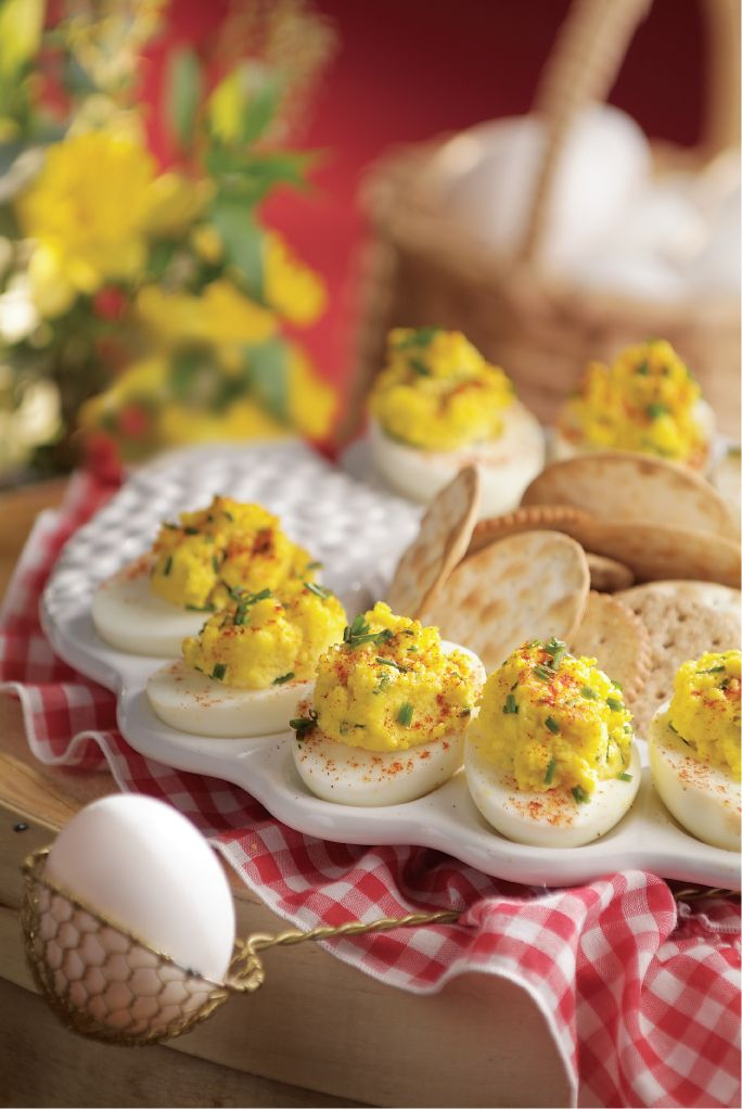 Classic Deviled Eggs from Save Mart