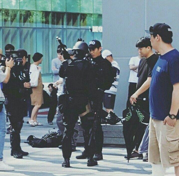 Criminal Minds Shooting May 21, 2017