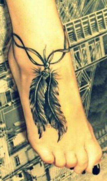 24 Μοναδικά γυναικεία τατουάζ για τον αστράγαλο!   ediva.gr
